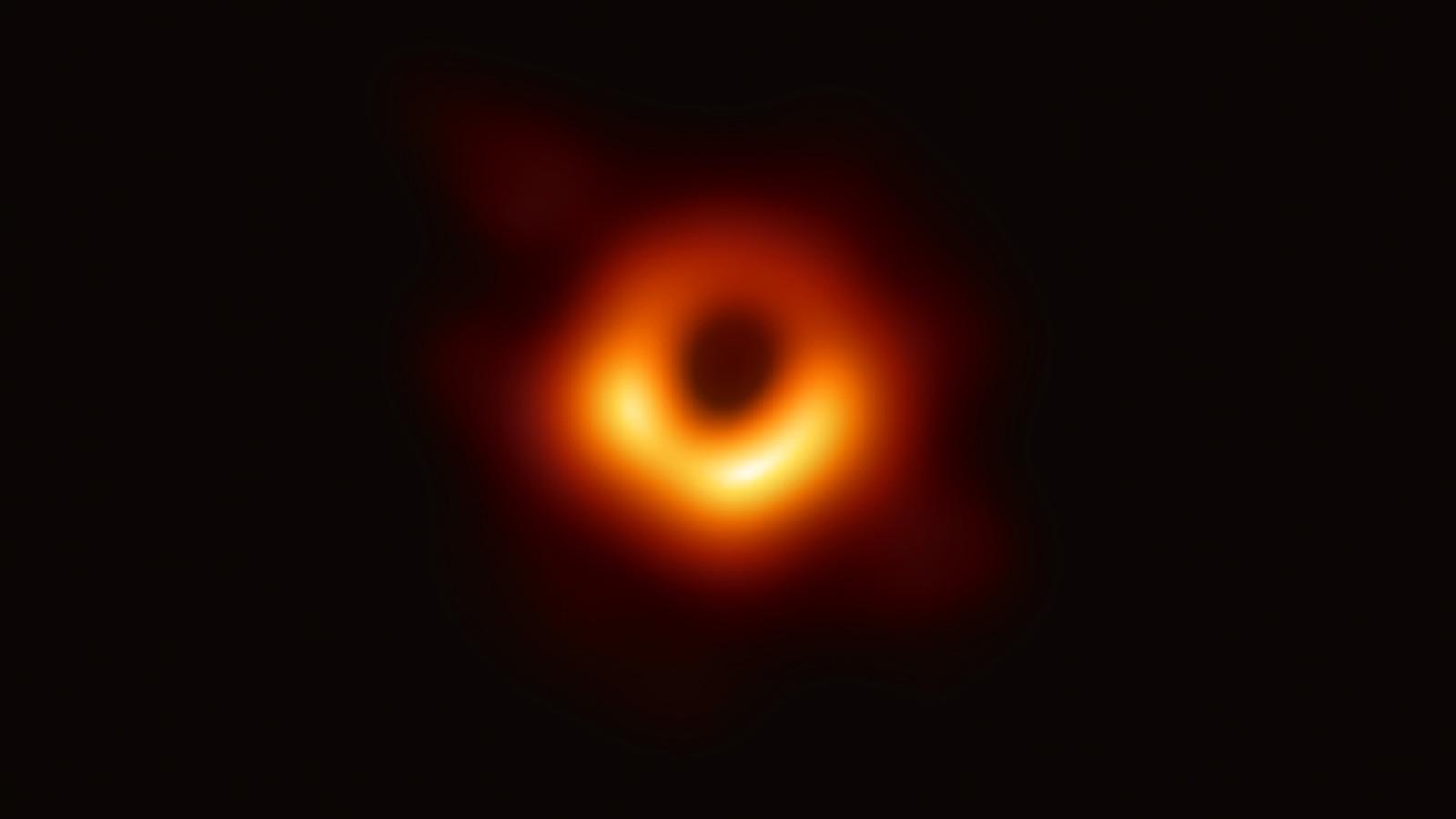 Foto Pertama Black Hole Dirilis Monster Dalam Alam Semesta