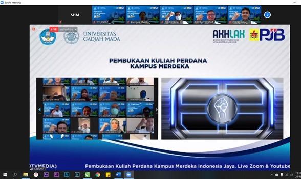 PJB Gelar Kuliah Perdana Kampus Merdeka